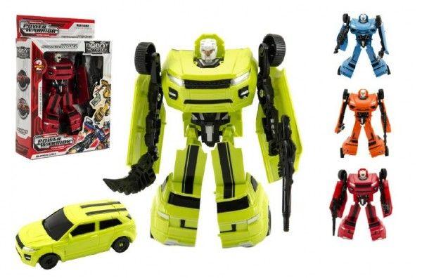 Robot/auto, 18 cm