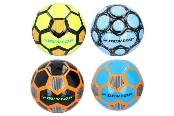 Míč fotbalový Dunlop šitý