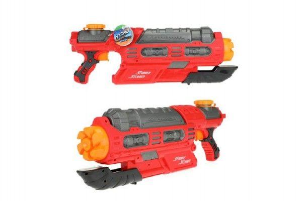 Vodní pistole a trubice