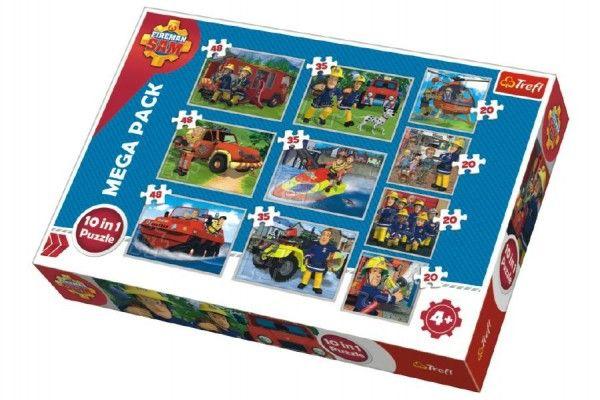 Puzzle - Požárník Sam