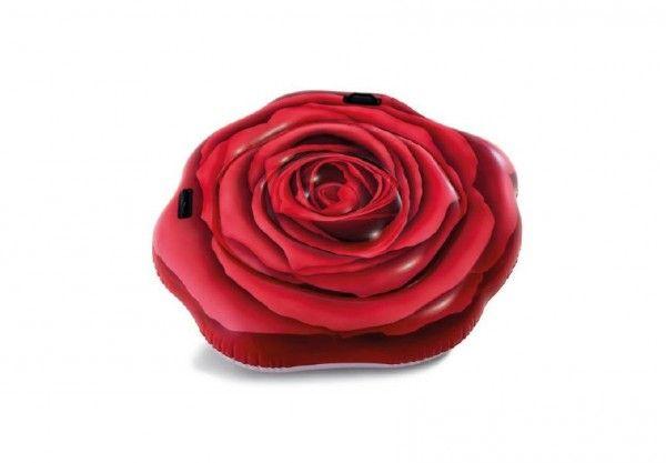Lehátko červená růže