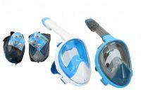 Šnorchlovací maska pro dospělé 27cm vel. L-XL