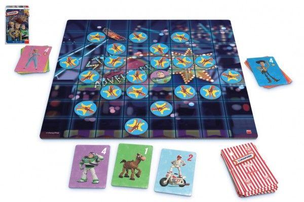 Toy Story 4 Disney Lunapark - společenská stolní hra