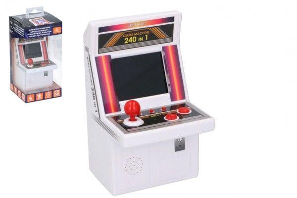 Automat hrací na arkádové hry - 240 her