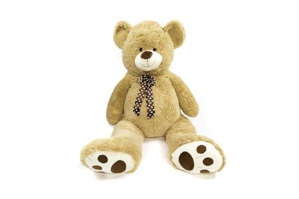 Medvěd s mašlí, 130 cm