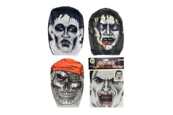 Látková  maska na karneval