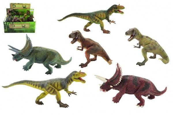 Dinosaurus plast 23-30cm mix druhů