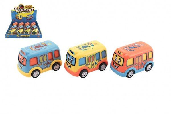 Autobus pro nejmenší na setrvačník