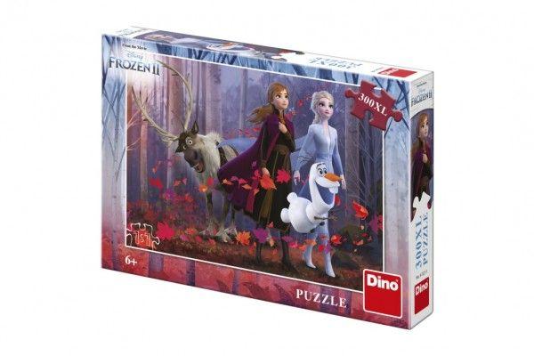 Puzzle XL Ledové království II/Frozen II  300 dílků