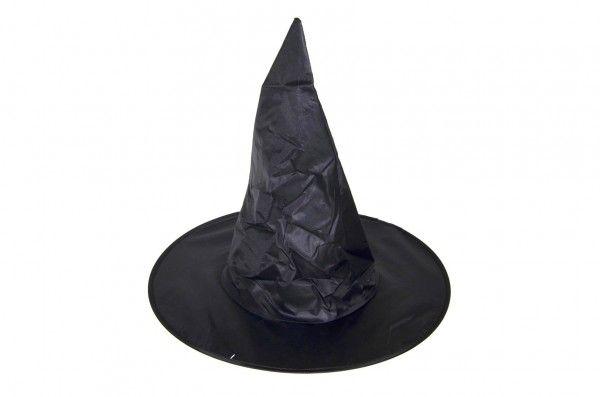 Klobouk čarodějnický karneval 38 cm