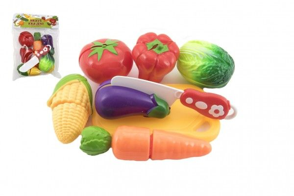 Zelenina s prkénkem, 135 mm