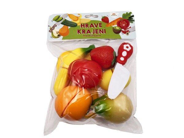 Krájecí ovoce s prkénkem, 135 mm