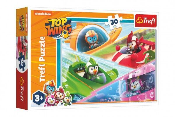 Puzzle Top Wing 30 dílků 27 x 20 cm v krabičce