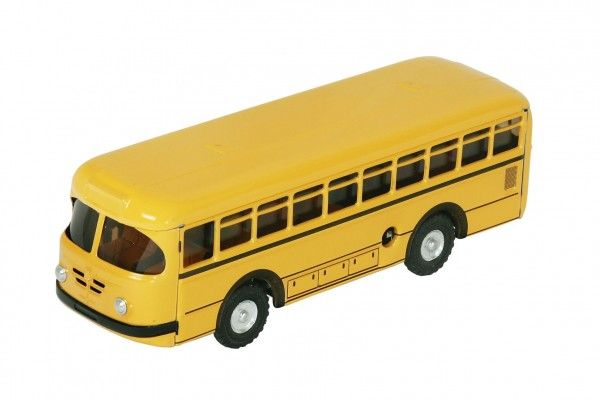 Kovap Autobus žlutý na klíček