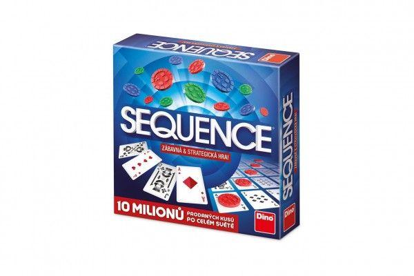 Sequence - společenská hra