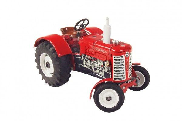 Traktor na klíček Zetor 50 super*