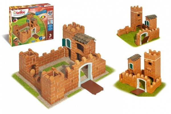 Teifoc Rytířský hrad II 435ks