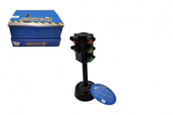 Hračka semafor - 12 cm