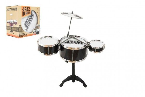 Plastová bicí souprava s příslušenstvím