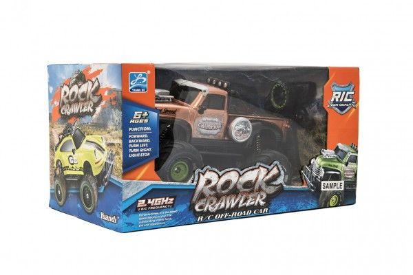 Teddies Auto RC Off-Road plast 25cm na baterie 2,4GHz