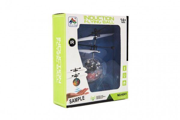 Vrtulníková koule s USB