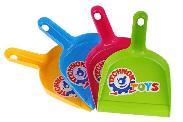 Lopatka plast 4 barvy 13 x 3 x 20 cm 24 m+
