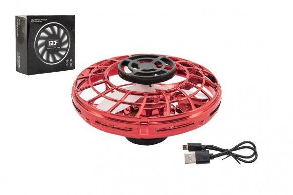 UFO, červené 12 cm