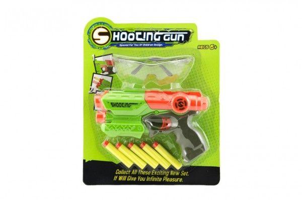 Dětská pistole, 21 cm