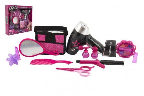 Sada krásy kadeřnice/kosmetička plast