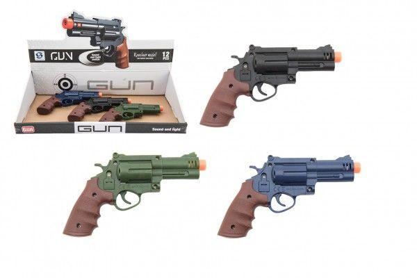 Pistole/revolver, 17 cm