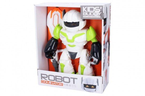 Wiky Robot kloubový s efekty plast 22 cm na baterie
