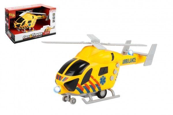 Záchranářský vrtulník, 20 cm