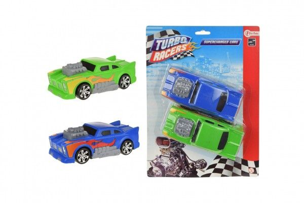 Levně Auto závodní na setrvačník