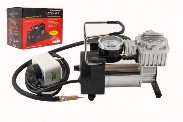 Vzduchový kompresor 150 PSI s koncovkami v krabici 23x18x15cm