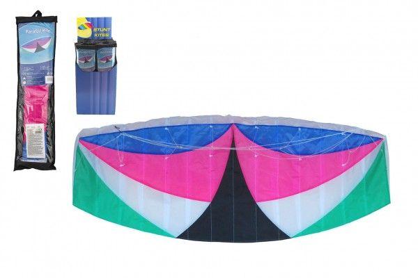 Drak létající nylon 120x55cm v sáčku