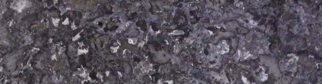 Kamenné umyvadlo Gemma 501 leštěný mramor Ø45 cm Grey