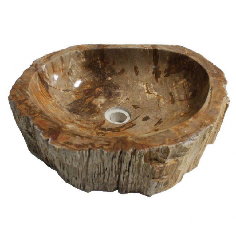 Umyvadlo z přírodního kamene SINK FOSSIL- malé