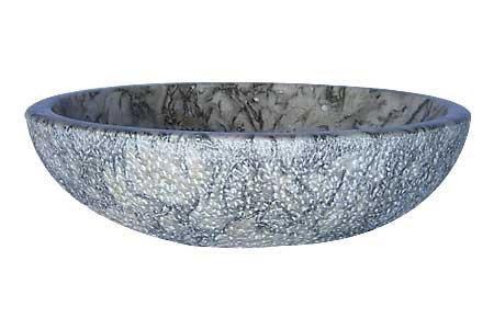 Umyvadlo z přírodního kamene Nyonya Grey