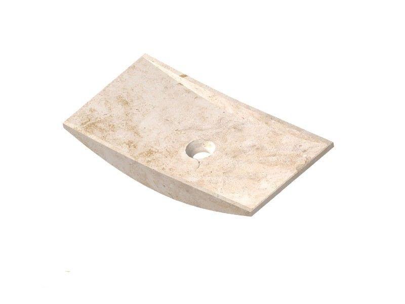 Kamenné umyvadlo Amuletum Cream