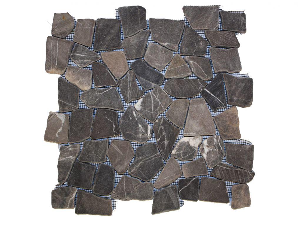 Mozaika z mramoru Maluku Black 1m2