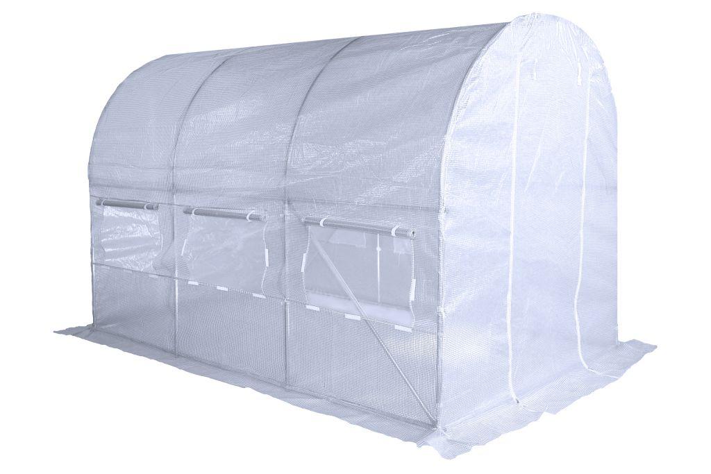 Fóliovník 200 cm x 300 cm (6 m2) biely
