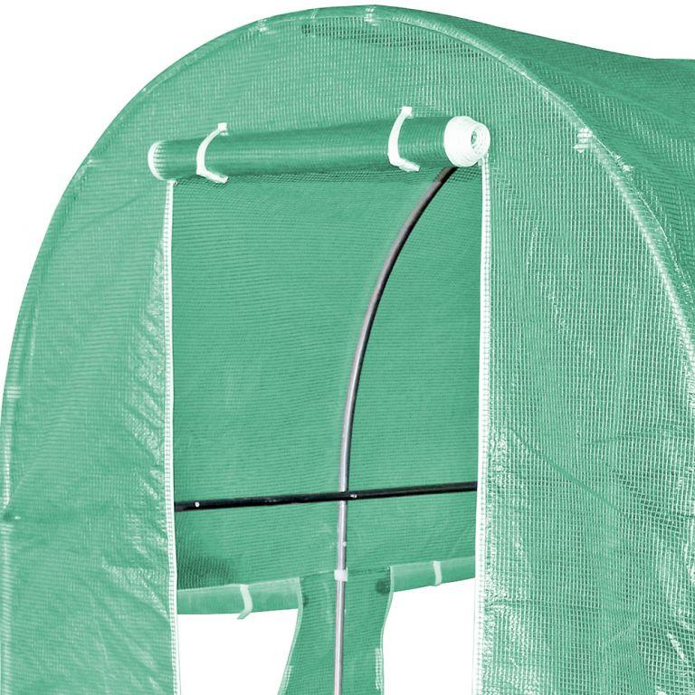 Fóliovník  250 cm x 400 cm (10 m2) zelený
