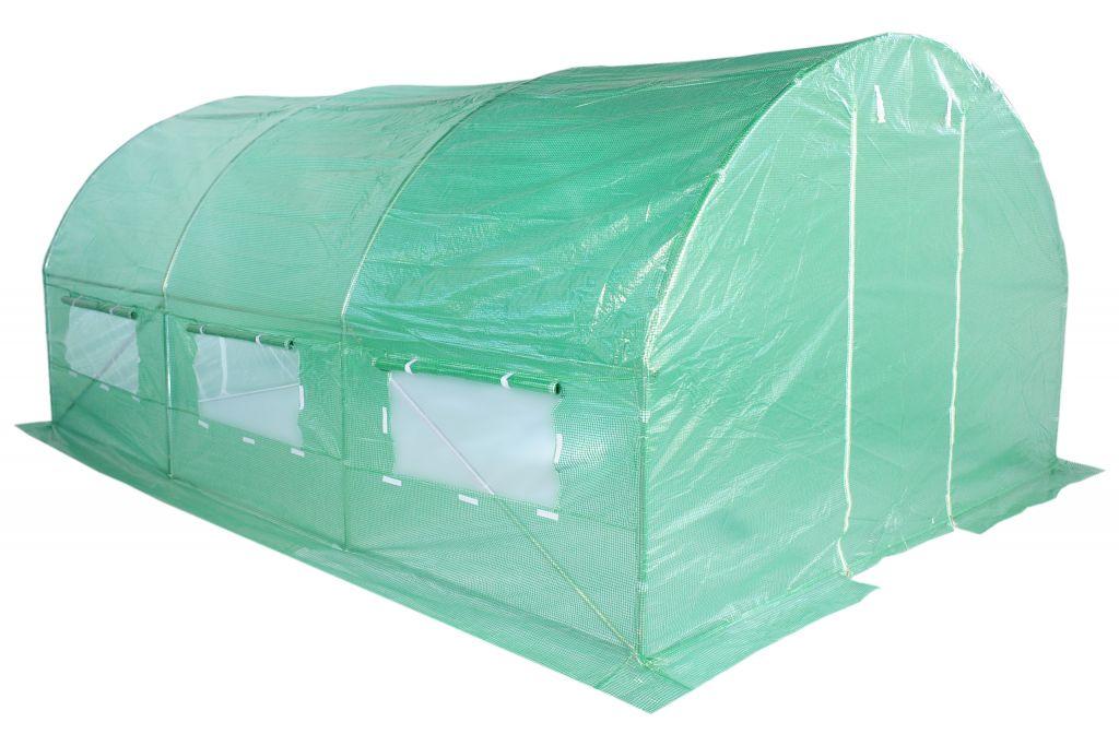Fóliovník 250  x 500 cm (12,5 m2) - zelený
