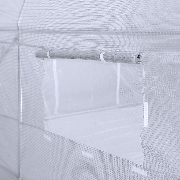 Fóliovník 300 cm x 600 cm (18 m2) bílý