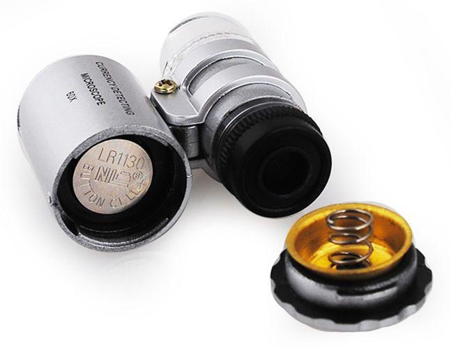 Kapesní mikroskop