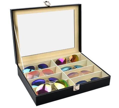 Organizér na brýle – 8 přihrádek