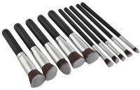 Set štětců na make-up - 10 ks