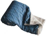 Deka 150 x 200 cm BERÁNEK COPÁNEK - modrá
