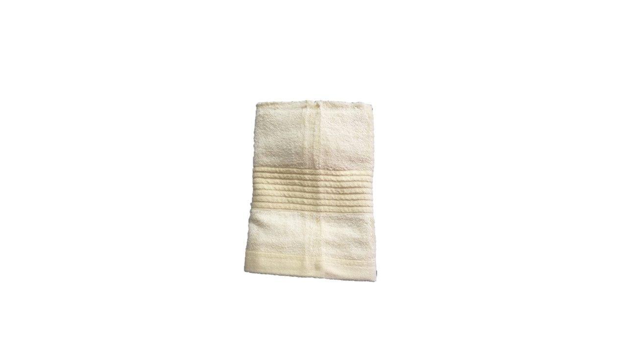 Ručník Paris – béžová 50×100 cm