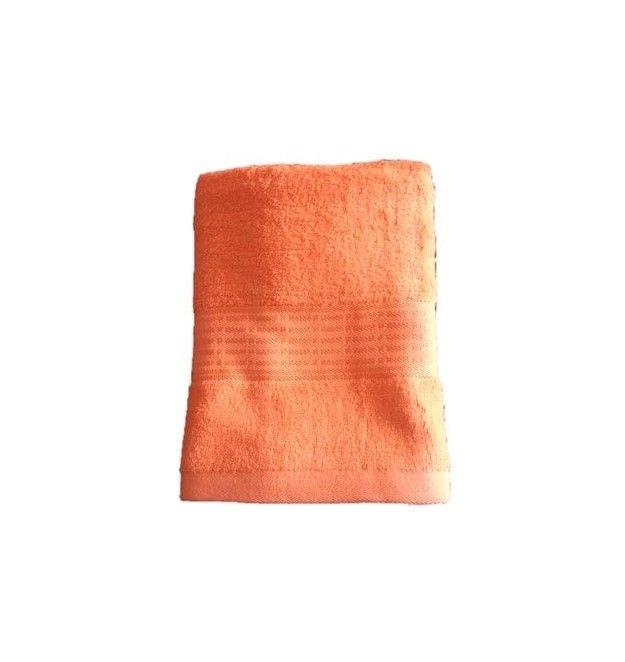 Ručník Berlín - oranžová 50x100 cm